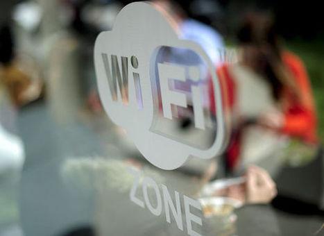 La recharge sans fil possible avec tout routeur wifi | Web information Specialist | Scoop.it