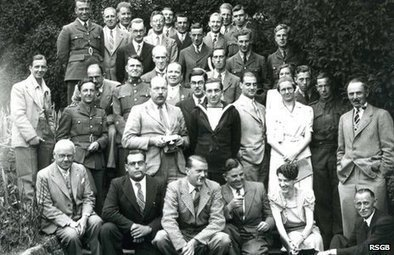Ghost army of WWII secret listeners   European History 1914-1955   Scoop.it
