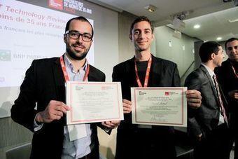 Les 10 jeunes les plus innovants de France selon le MIT | business plan conseils 06.68.32.92.46 www.dice33.net | Scoop.it