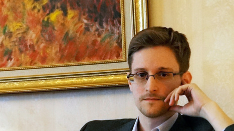 Edward Snowden Divulges the 5 Easiest Ways to Protect Yourself Online | omnia mea mecum fero | Scoop.it