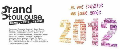 Grand Toulouse - Carte de vœux 2012 | Toulouse La Ville Rose | Scoop.it