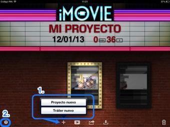 iMovie – grava i edita vídeo amb l'iPad a l'aula | iPad classroom | Scoop.it