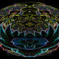 """Brilliant Image of Stain Glass as a Art Image - """"Colour Maze"""" #ArtPhoto 