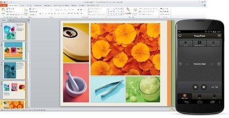 Como controlar o PowerPoint usando seu smartphone | Linguagem Virtual | Scoop.it