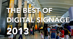 The Best Of 2013 In Digital Signage | Retail Environment | Scoop.it