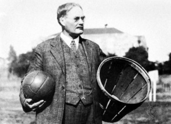 A Brief History of Basketball (Just in Time for the Final Four) | Basketball History | Scoop.it