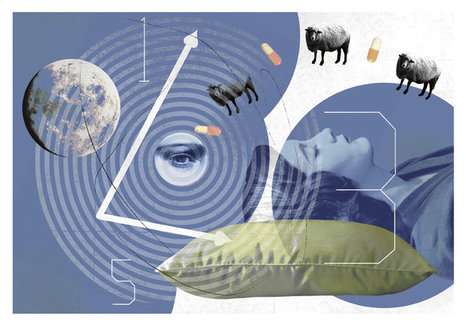 From Sleep Study, Clues to Happiness | REM sleep | Scoop.it