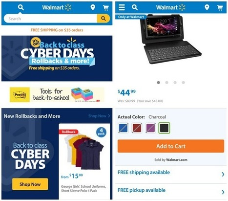How Walmart.com differentiates from Amazon: a comparison of 2 #ecommerce giants   Digital Transformation of Businesses   Scoop.it