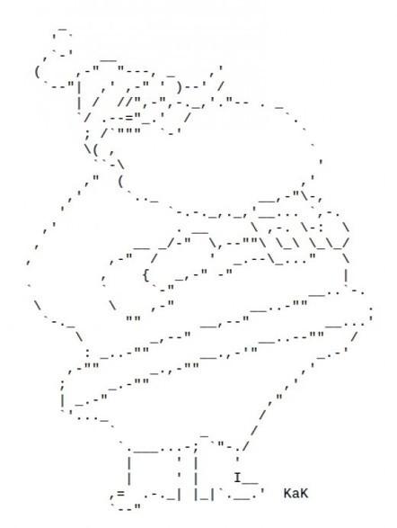 5876232_f520.jpg (520×691) | ASCII Art | Scoop.it