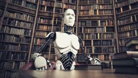Biblioteca del Futuro: Libros para dentro de 100 años - ComputerHoy | #Biblioteca, educación y nuevas tecnologías | Scoop.it