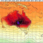 Australia adds new colours to weather chart | GTAV AC:G Y10 - Environmental change and management | Scoop.it