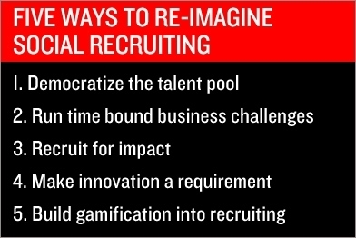 The Death of the Resume:  Five Ways To Re-Imagine Recruiting | Business Brainpower with the Human Touch | Scoop.it