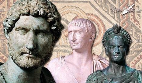 ¿Cuántos Emperadores nacidos en Hispania hubo en Roma? | TABELLAE MAGISTRI | Scoop.it