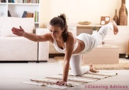Get in shape at home | Cleaning Advices | home | Scoop.it