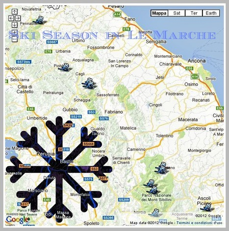 This is the true start of the ski season in Le Marche | Le Marche another Italy | Scoop.it