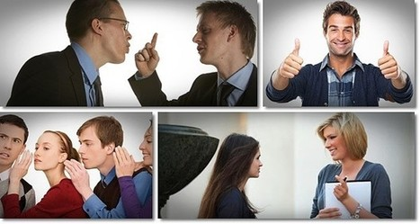 16 Body Language Tips to Improve Your Nonverbal Communication | Around the Watercooler | Scoop.it