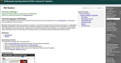 K-12 Tech Tools © - edPLNteachers | Ben's Favorite Sites for Networking | Scoop.it