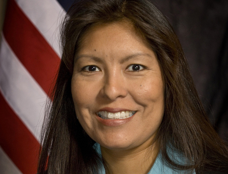 """Diane Humetewa, Confirmed to Federal Bench, Makes History"" 