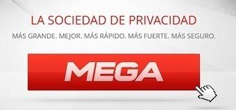 Mega: Nuevo espacio para almacenar archivos | Antonio Galvez | Scoop.it