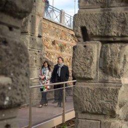 Roma, riapre anche di giorno l'area archeologica dei Fori Imperiali   My city Rome   Scoop.it