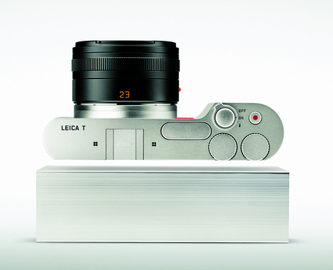 Leica Launchs the New Leica T-System | Photography | Scoop.it