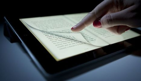 No, e-book sales are not falling, despite what book publishers say | Literacy in the algorithmic medium | Scoop.it