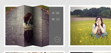 12 ressources Jquery et CSS3 pour vos photos | image slider | Scoop.it