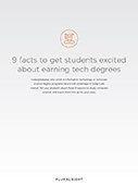 9 Facts To Get Students Excited About Earning Tech Degrees: Asset Page -- Campus Technology | ANALYZING EDUCATIONAL TECHNOLOGY | Scoop.it