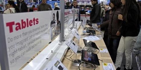 Les ventes de tablettes reculent... sauf chez Samsung et Lenovo | Actus Lenovo France | Scoop.it