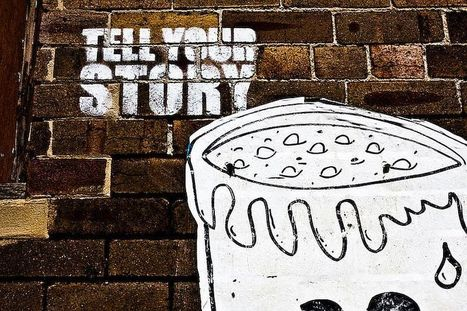 Lessons in storytelling for top results | Stories - an experience for your audience - | Scoop.it