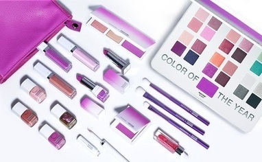 Pantone Universe Radiant Orchid Collection+Sephora | As I travel | Scoop.it