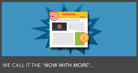 "How to Update & Republish Content | The ""Now with More"" Blog Post | Social media, recursos, ideas, herramientas | Scoop.it"