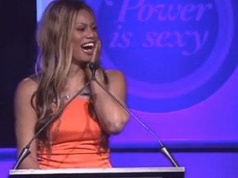 WATCH: Laverne Cox Kills it With 'Creating Change' Speech | IDAHOT: How It's Gotten Better Since Last Year | Scoop.it