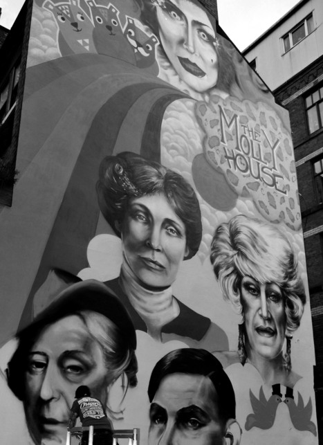 #WFSAP Here we are: end of the first step of the Womens' Forum Street Art Project with the last Artworks from Europe! But stay tuned, we'll keep showcasing Women Street Artists through a whole new ...   Women empowerment   Scoop.it