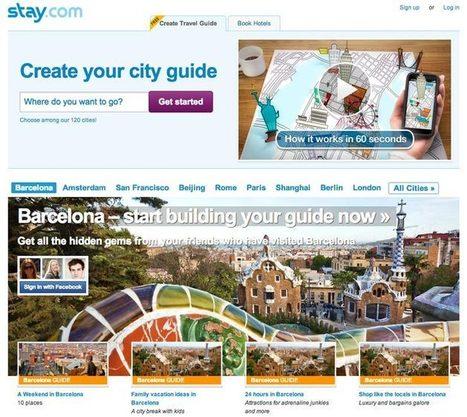 Stay.com la tua guida turistica mobile all inclusive | The Brand Strategist for Hotels | Scoop.it