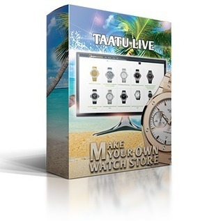 Tatau Live - Watches Store | Themes4Free | Scoop.it