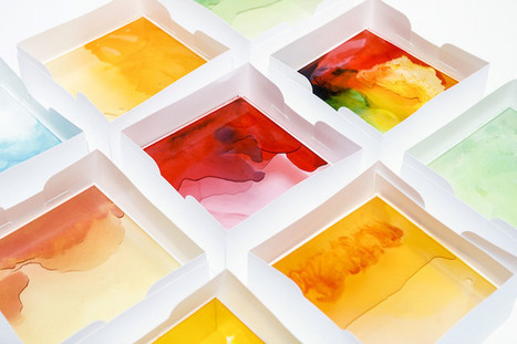 Exquisite Light Boxes Made With Melted Gummy Bears Look Like Stained Glass | Le It e Amo ✪ | Scoop.it