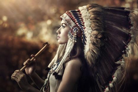 indian playing flute by Ivan Lee | PIXELS | Scoop.it