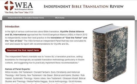 Presentan recomendaciones finales para traducir | Idiomas, traducción e interpretación | Scoop.it