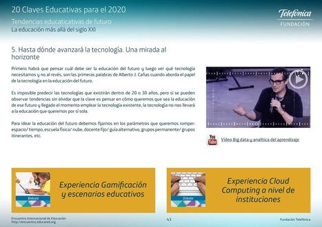 20 Claves Educativas para el 2020 - ¿Cómo debería ser la educación del siglo XXI? | Aprendizajes 2.0 | Scoop.it