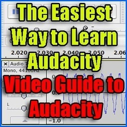 Audacity Swiss Army Knife | Creating and editing audio with Audacity | Scoop.it