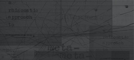 a rhizomatic approach to _ _ _ _ _ _ _ _ _ . | Rhizomatic Learning | Scoop.it