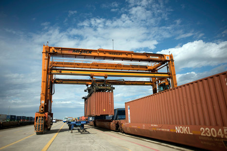 New Hubs Arise to Serve a 'Just in Case' Supply Chain   Social Network for Logistics & Transport   Scoop.it