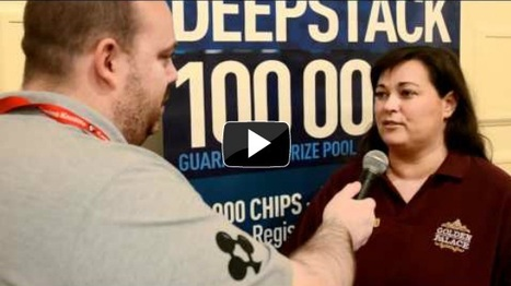PPD Knokke interview Muriel »Mugo »Gomez Aragon | Planet Poker | GOLDEN TEAM | Scoop.it