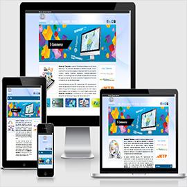Responsive Template Development | Web Development Services | Scoop.it