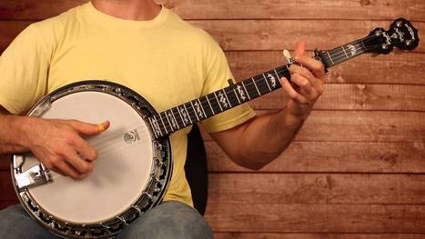 """The Soggy Bottom Boys """"I Am A Man Of Constant Sorrow"""" Banjo Lesson (With Tab) - YouTube 