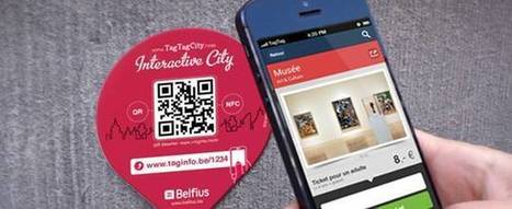 Belfius introduit le paiement par scan de code QR | geeko | What they said about us... :-) | Scoop.it