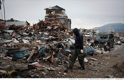 Japan quake could cost $309 billion - Mar. 23, 2011 | Tsunami Research | Scoop.it