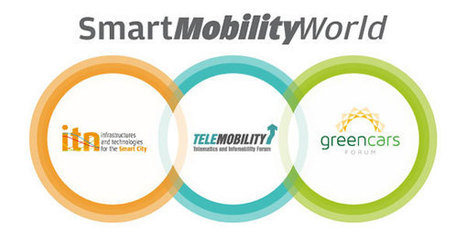 26-27 settembre, a Torino la 1a edizione dello Smart Mobility World ... - Pionero - Digital Innovation | S.G.A.P. - Sistema di Gestione Ambiental-Paesaggistico | Scoop.it