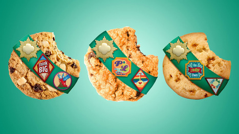 New Girl Scout cookies for 2015 feature gluten-free options | Makeup | Scoop.it